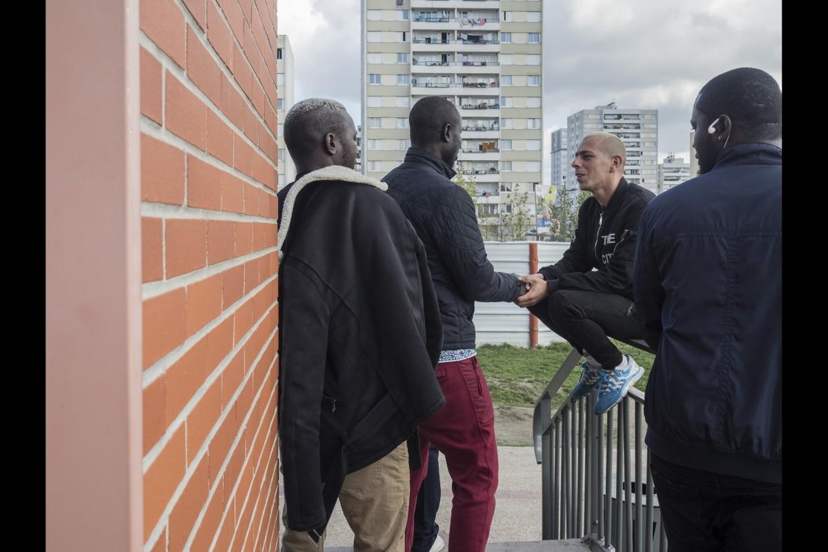 Aux Mureaux, avec les entrepreneurs des quartiers