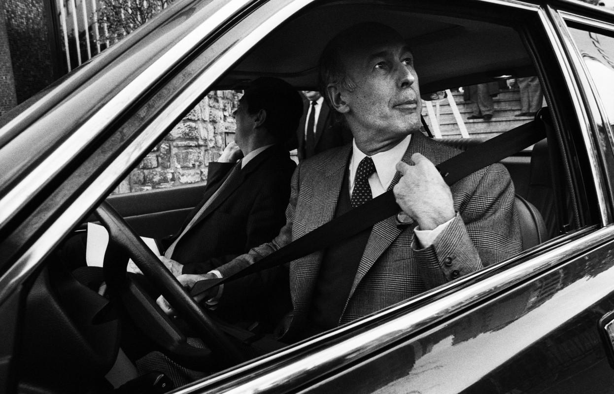 Carnet: Valery Giscard d'Estaing