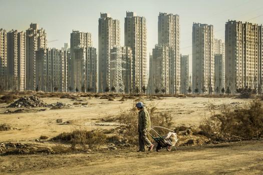 Urbanisation galopante en Chine